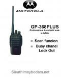 Máy bộ đàm Motorola GP 368 Plus